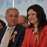 Secretarul de stat Oana Badea i-a felicitat pe rebreniști cu ocazia centenarului