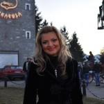 Ana Maria-Muscar e cea care pune la cale petrecerile de la castel!