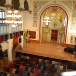 Recital de pian la Sinagogă