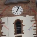 ceas turnul bisericii