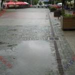 Mobilierul stradal din Bistriţa se îmbogăţeşte cu 2.000 de bănci. Primele vor fi montate pe pietonal
