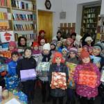 """Biblioteca Judeţeană: O nouă campanie """"ShoeBox – Cadoul din cutia de pantofi"""", 2-15 decembrie"""