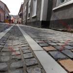 Ce lucrări s-au făcut până acum în proiectul de regenerare a centrului istoric pe axele turistice