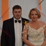 Nuntă mare în PDL! Valentina, consiliera deputatului Ioan Oltean, s-a căsătorit (FOTO)