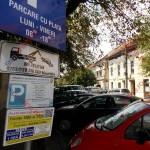 Primăria Bistriţa vrea sistem integrat de vizualizare online a locurilor de parcare libere