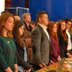 S-a constituit Consiliul Judeţean al Tinerilor. Ce le-a spus Radu Moldovan celor 31 de elevi (FOTO)