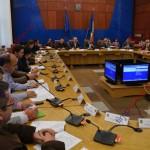 Şedinţă a Consiliului Judeţean Bistriţa-Năsăud în 26 noiembrie. 12 puncte pe ordinea de zi
