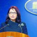 Fosta şefă a ANRP Crinuţa Dumitrean, arestată