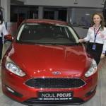 Ford Focus, maşina care te duce direct la restaurant dacă ţi-e foame, lansată şi la Bistriţa (FOTO)