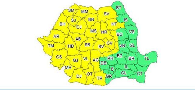 eb1bdf21a3de82 Conform prognozei meteo pentru perioada 24 iulie – 6 august, în  Transilvania după data de 25 iulie și până la sfârșitul primei săptămâni de  prognoză, ...